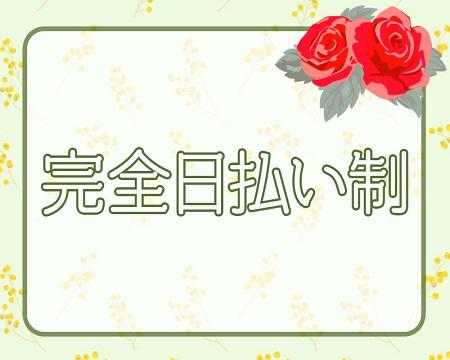 錦糸町人妻花壇の体入時の手取り紹介!『完全日払いをお約束』について