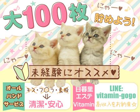 鶯谷/日暮里・ビタミン