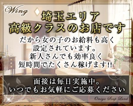 さいたま/大宮/浦和・ウイング(Wing)