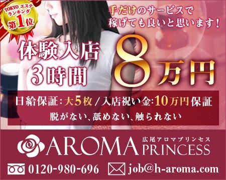 五反田 広尾アロマプリンセス