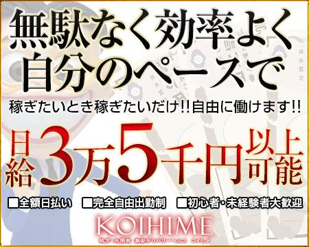 枚方市・KOIHIME