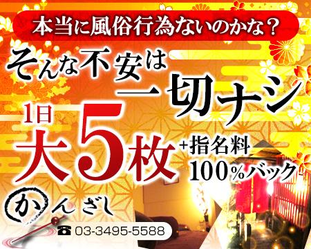 品川/五反田/目黒・かんざし