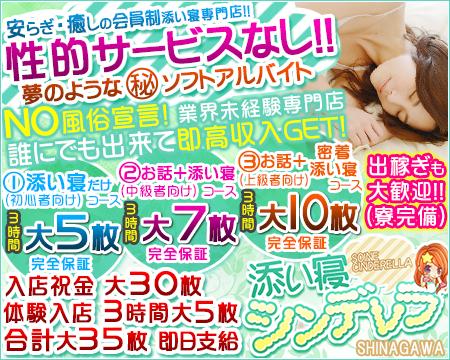 品川/五反田/目黒・添い寝シンデレラ