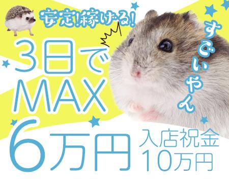 ハグ&ピース(Hug&Peace)の体入時の手取り紹介!体入パックで3日でMAX6万円!?について