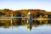 狭山丘陵・狭山湖の写真<br />