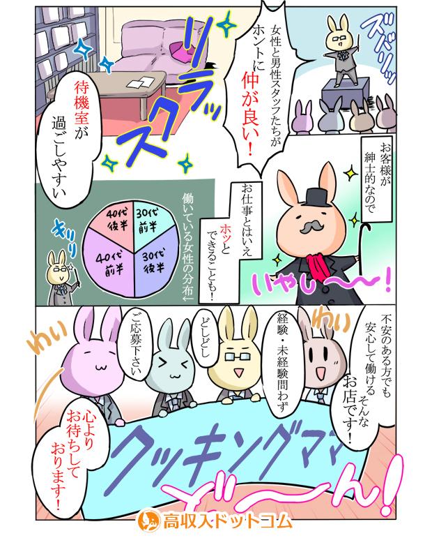 求人マンガ(クッキングママ、ミナミ(難波/日本橋…)、ホテルヘルス)の2枚目