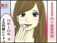 京橋・ABC倶楽部の求人マンガ